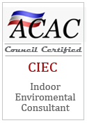 Indoor Enviromental Consultant Certification