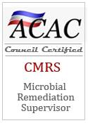 Microbial Mold Remediation Certification