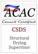 Structural Drying Certification