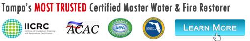 Certifications Master Restorer