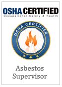 OSHA Asbestos Certification