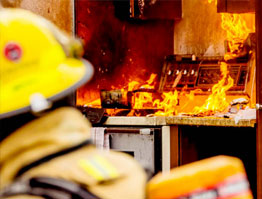 Fire Damage Restoration and Repair