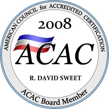 ACAC Board Member 2008