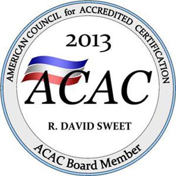 ACAC Board Member 2013