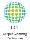 IICRC Certified Carpet Cleaning Tech
