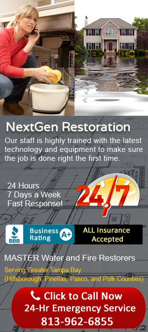 Emergency Water Damage Services