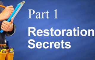 Restoration-Secrets-Part-1