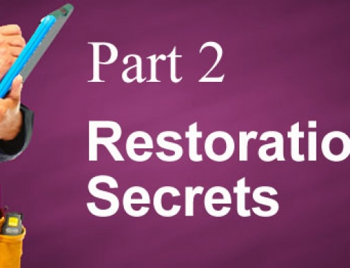 Does Your Restoration Company Work For You? Pt. 2