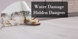 Water Damage Dangers