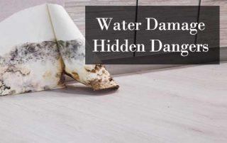 Water Damage Dangers