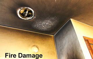Fire Damage Cleanup Tampa