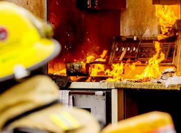 Fire & Smoke Restoration