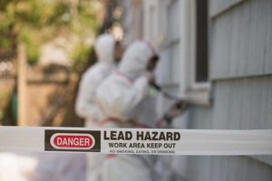 Lead Dangers Restoration Tampa