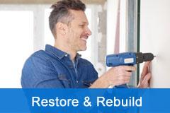Restoration Contractor Rebuild